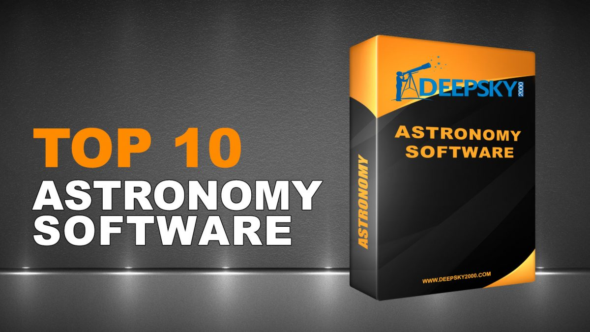 top 10 astronomy software